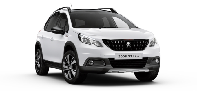 NEW 2008 GT LINE SUV – Peugeot West Rand
